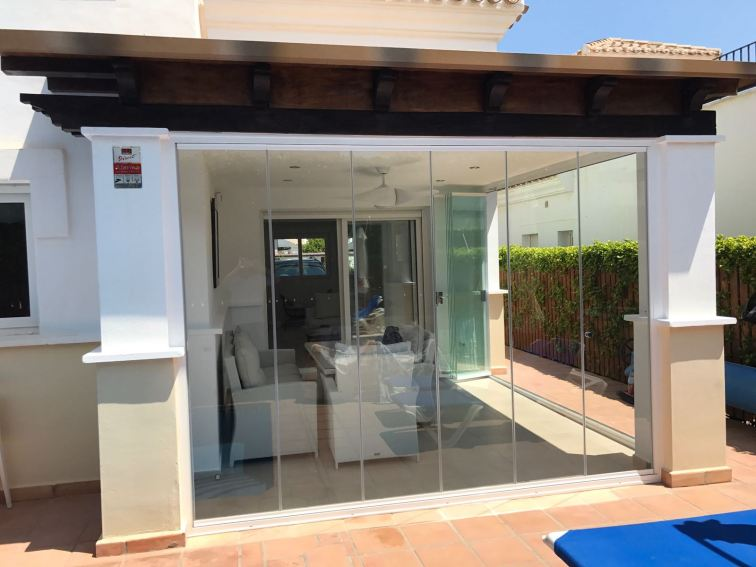 Glass Curtains Murcia